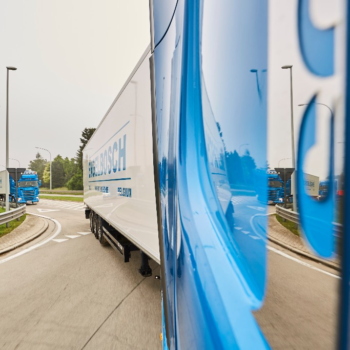 ENGELBOSCH I vervoer -Transport