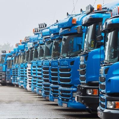 ENGELBOSCH I onze vloot vrachtwagens
